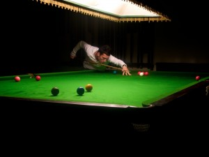 snooker-room
